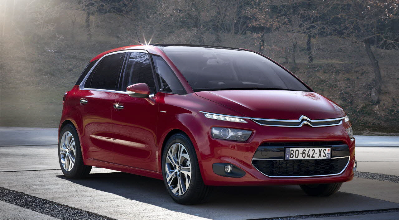 citroen c4 picasso specs photos 2013 2014 2015 2016 autoevolution. Black Bedroom Furniture Sets. Home Design Ideas