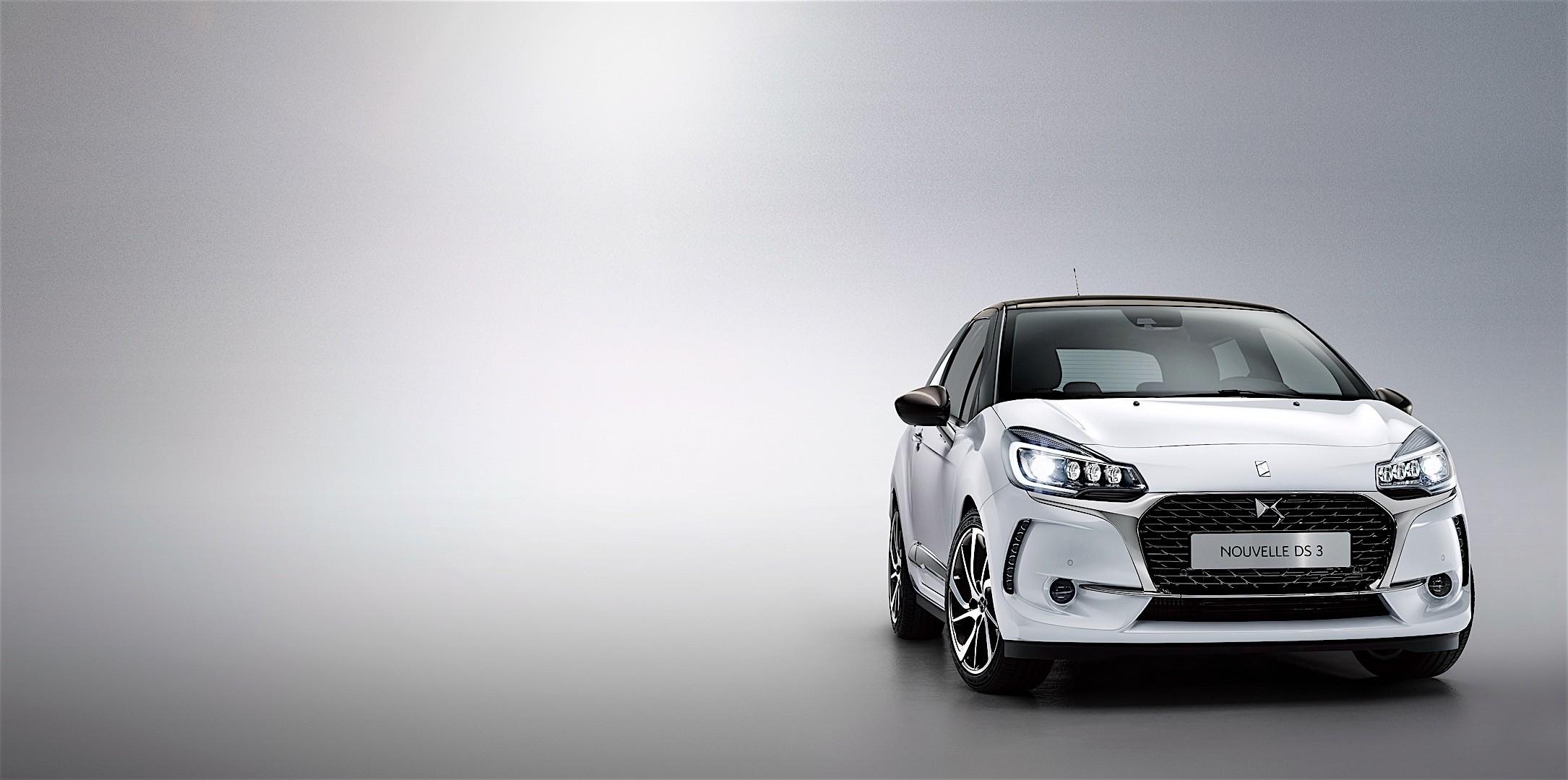Ds Automobiles Ds3 Specs 2016 2017 2018 Autoevolution