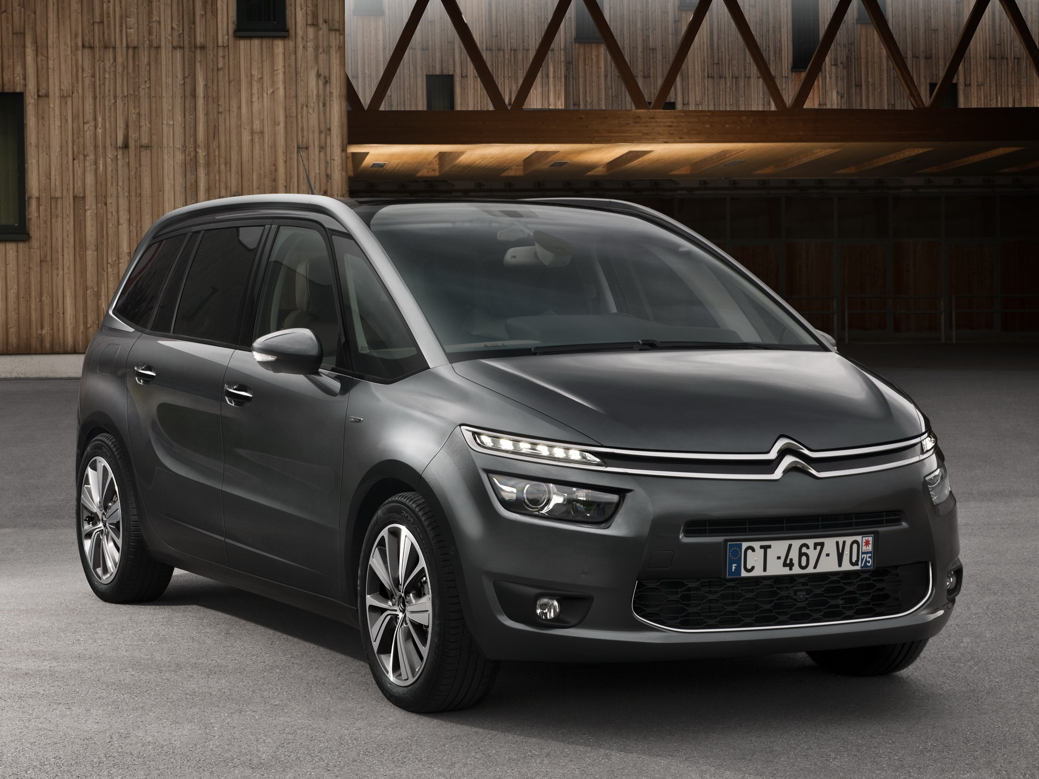citroen grand c4 picasso specs photos 2013 2014 2015 2016 autoevolution. Black Bedroom Furniture Sets. Home Design Ideas