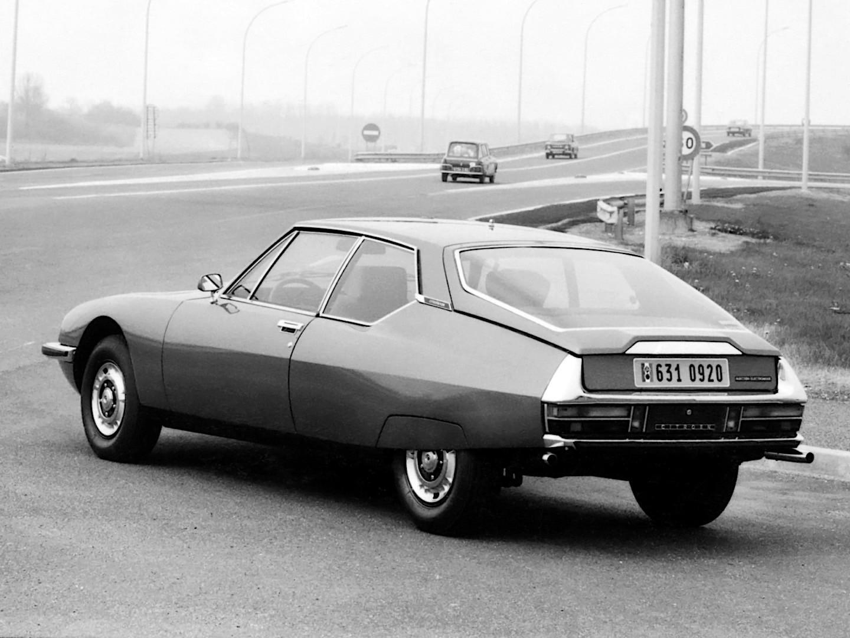 CITROEN SM specs & photos - 1970, 1971, 1972, 1973, 1974 ...