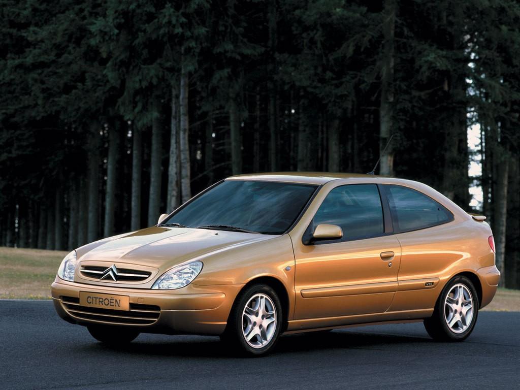 ... CITROEN Xsara Coupe VTS (2000 - 2003) ...
