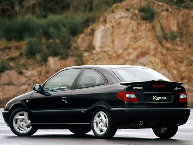 citroen xsara coupe vts specs 1998 1999 2000. Black Bedroom Furniture Sets. Home Design Ideas