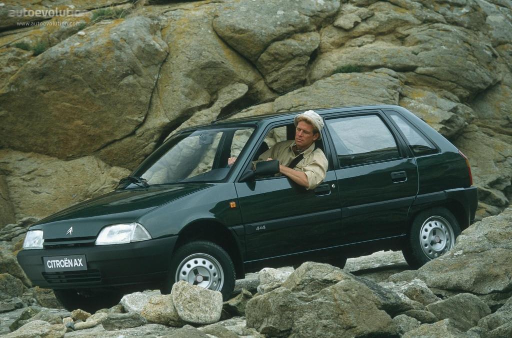 Citroen Ax 5 Doors 1991 1992 1993 1994 1995 1996