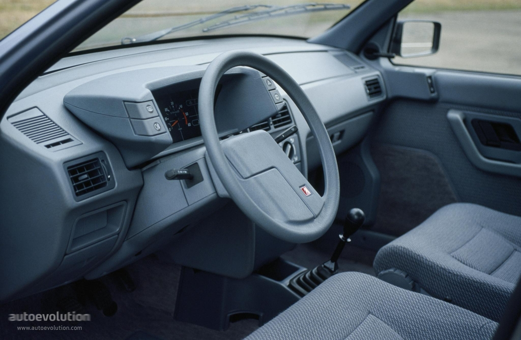 Volvo 40 1 Interior >> CITROEN BX specs - 1986, 1987, 1988, 1989 - autoevolution