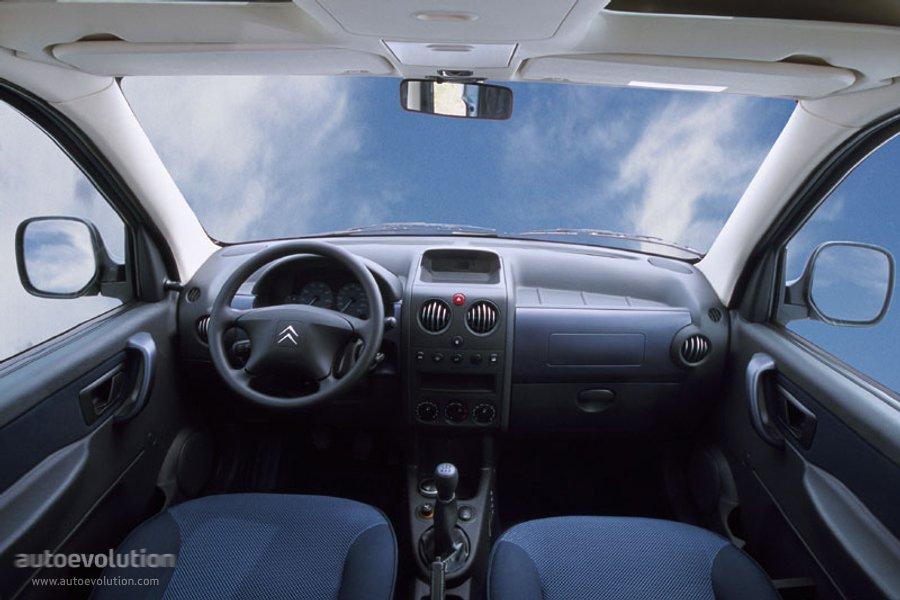 Citroen Berlingo Specs 2002 2003 2004 2005 2006