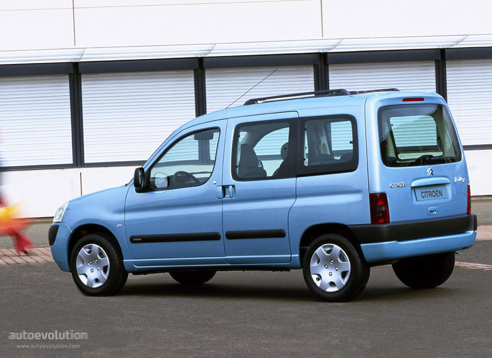 citroen berlingo, 2002