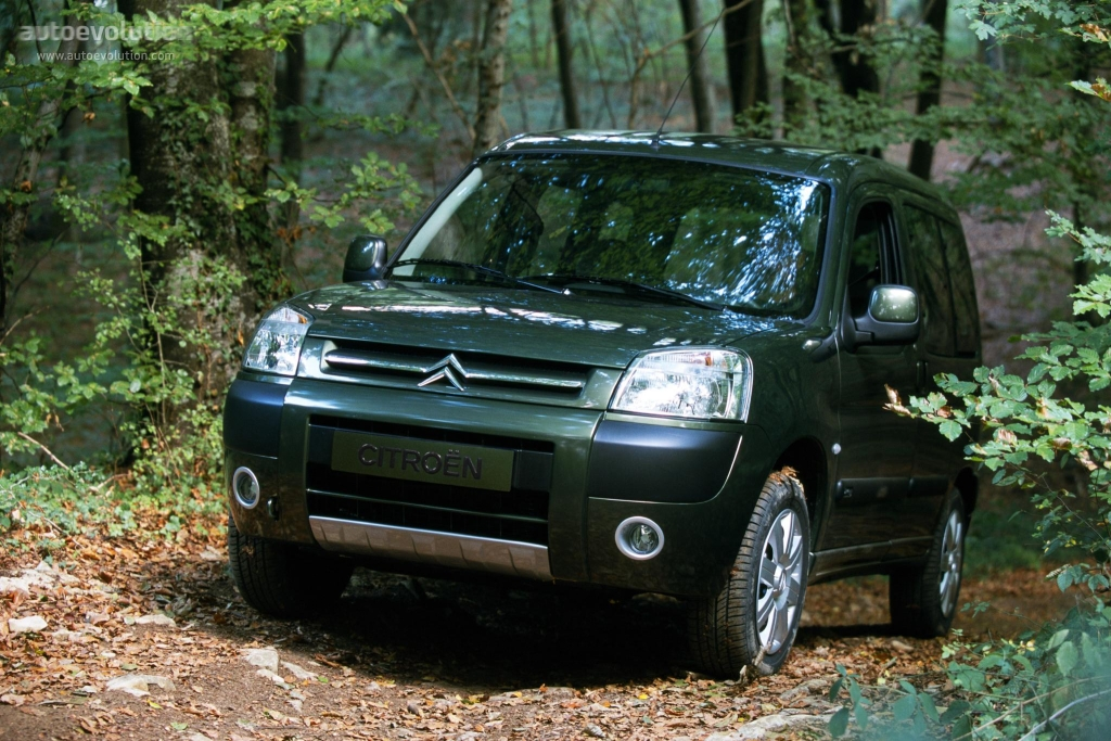 citroen berlingo x tr specs 2006 2007 2008 autoevolution. Black Bedroom Furniture Sets. Home Design Ideas