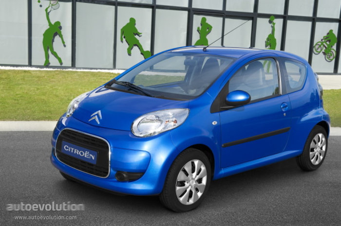Automotive Paint Colors >> CITROEN C1 3 Doors specs & photos - 2009, 2010, 2011, 2012 - autoevolution
