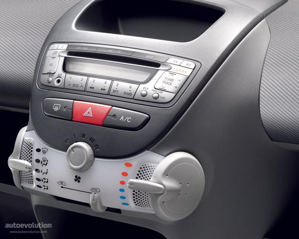 Citroen C1 3 Doors 2009 2010 2011 2012 Autoevolution