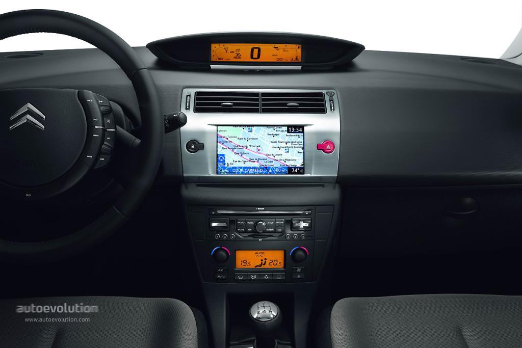 CITROEN C4 Coupe specs & photos - 2008, 2009, 2010 - autoevolution