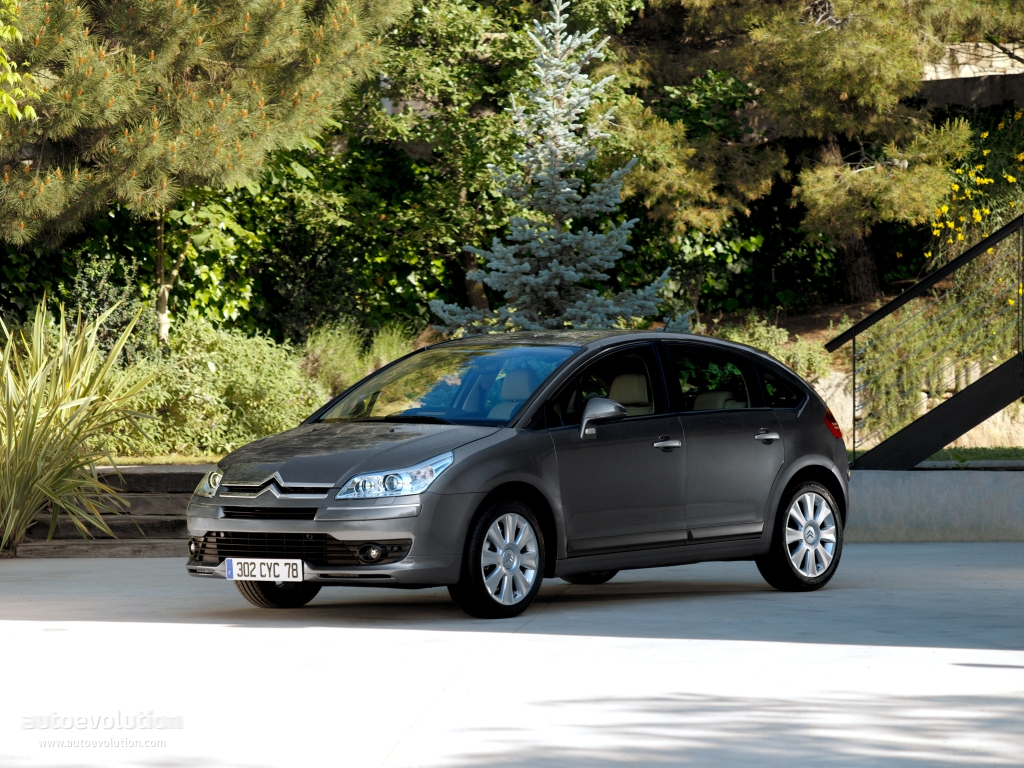 citroen c4 hatchback specs 2004 2005 2006 2007 2008 autoevolution. Black Bedroom Furniture Sets. Home Design Ideas