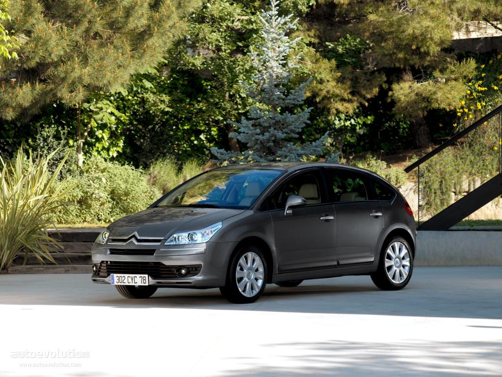 CITROEN C4 Hatchback - 2004, 2005, 2006, 2007, 2008 - autoevolution