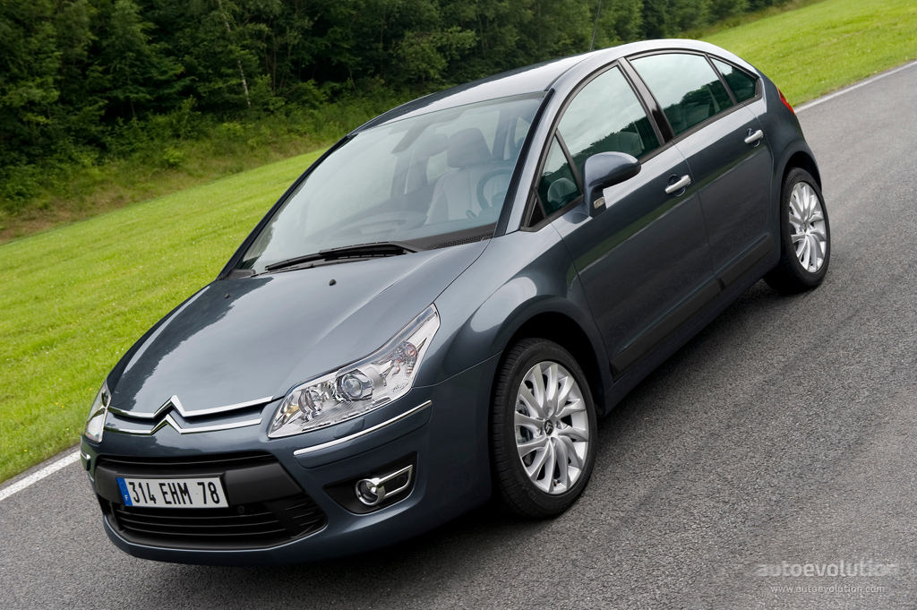 citroen c4 hatchback specs 2008 2009 2010 autoevolution. Black Bedroom Furniture Sets. Home Design Ideas