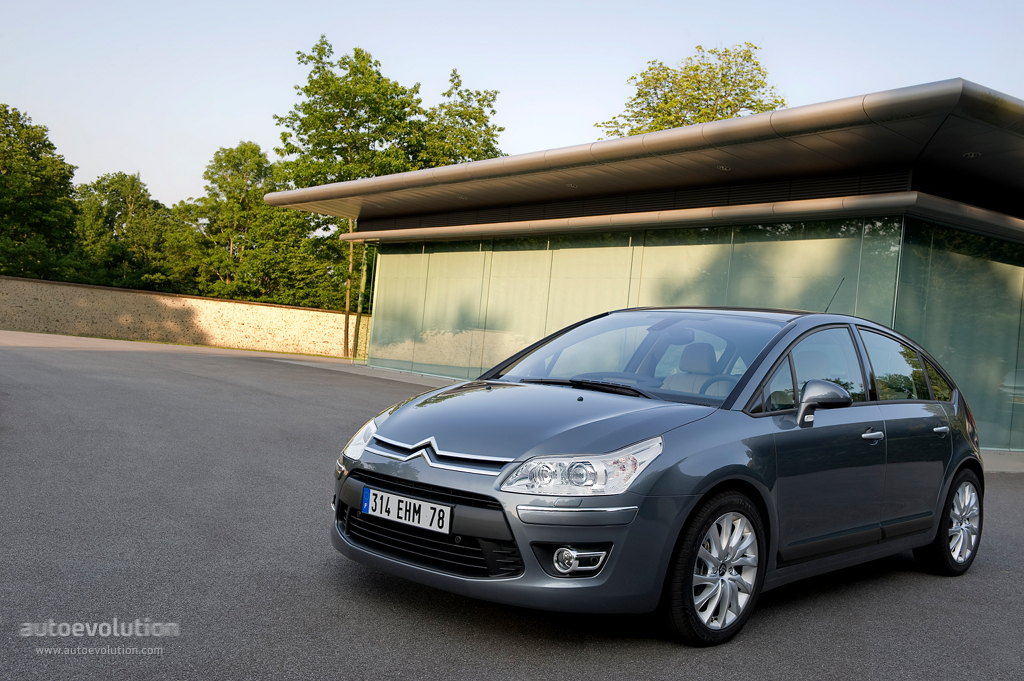 Citroen C4 Hatchback Specs Amp Photos 2008 2009 2010