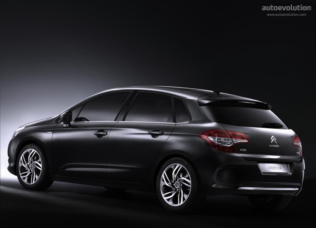 Five Star Automotive >> CITROEN C4 Hatchback specs - 2010, 2011, 2012, 2013 - autoevolution