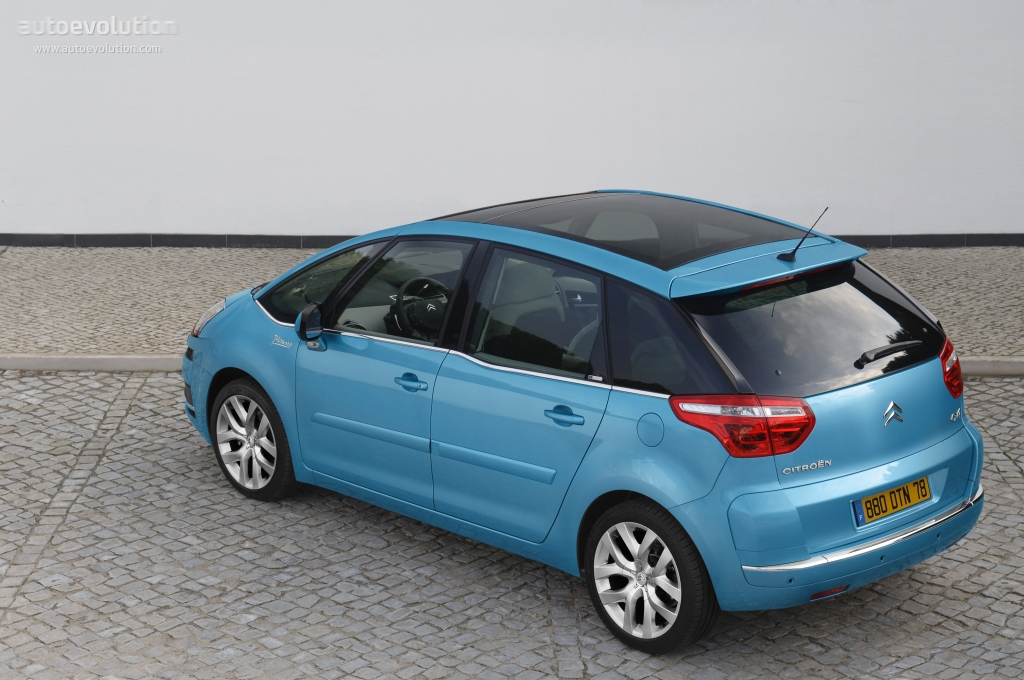 citroen c4 picasso specs 2007 2008 2009 2010. Black Bedroom Furniture Sets. Home Design Ideas