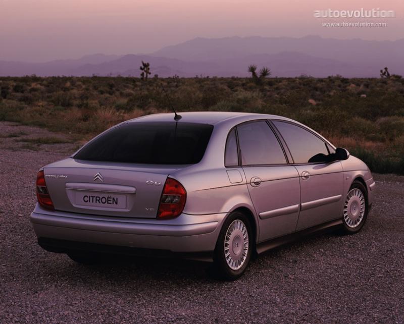 Ситроен с5 2002 фото