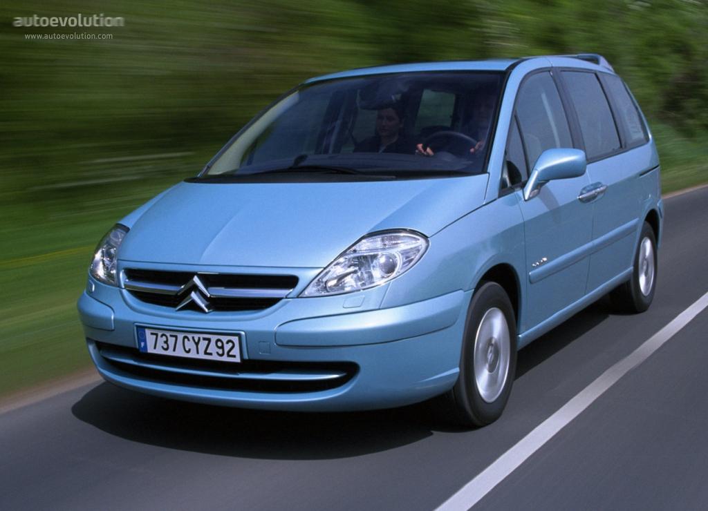 CITROEN C8 specs & photos - 2002, 2003, 2004, 2005, 2006, 2007, 2008, 2009, 2010 - autoevolution