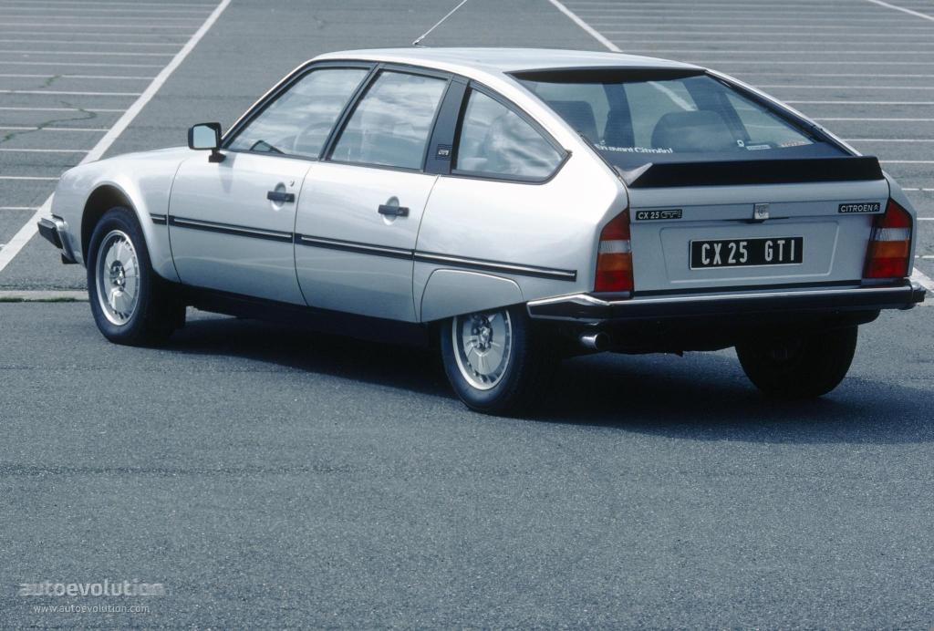 Citroen Cx Specs 1982 1983 1984 1985 Autoevolution
