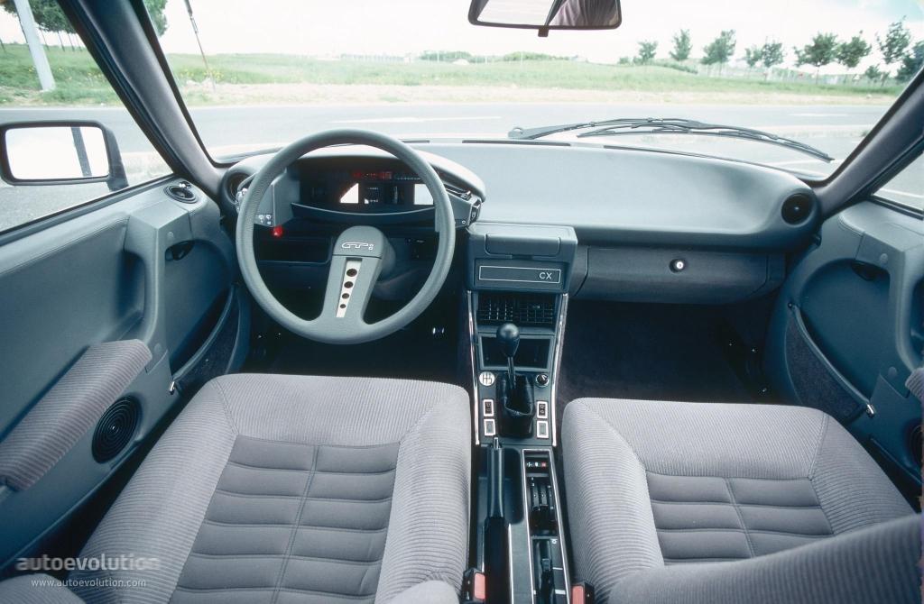 Citroen Cx Specs 1982 1983 1984 1985 Autoevolution