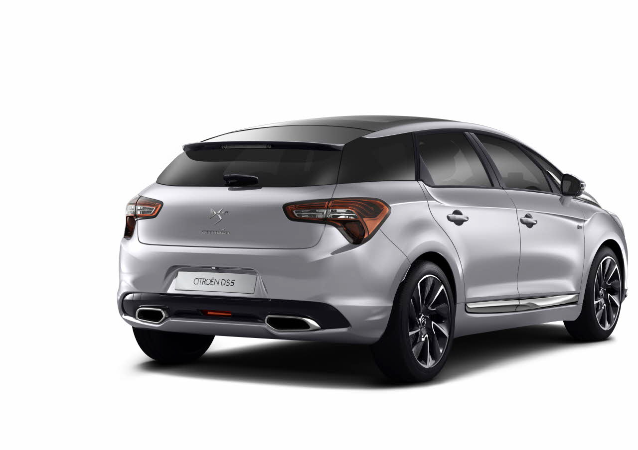 Citroen Ds5 2011 2012 2013 2014 2015 Autoevolution