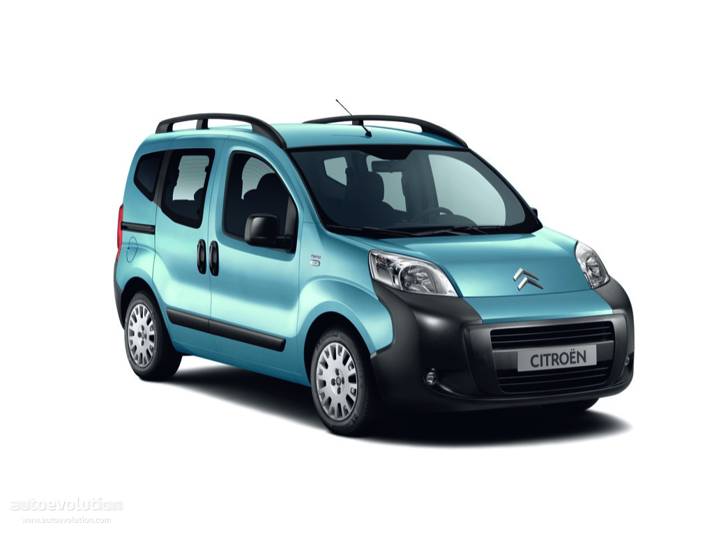 Best Ev Cars >> CITROEN Nemo Combi specs & photos - 2008, 2009, 2010, 2011, 2012, 2013, 2014, 2015 - autoevolution