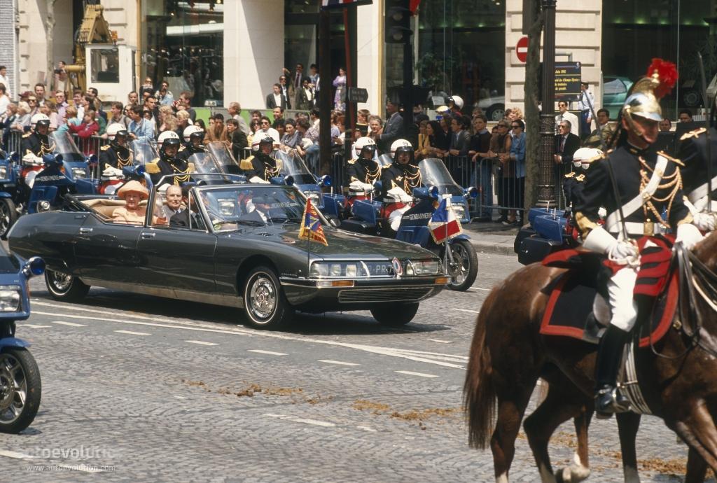 Citroen Sm Presidential 1970 1971 1972 1973 1974