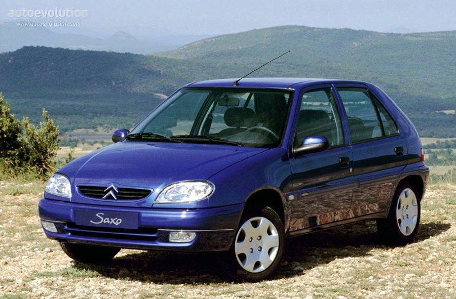 Citroen Saxo 5 Doors Specs 1998 1999 2000 2001 2002 Autoevolution
