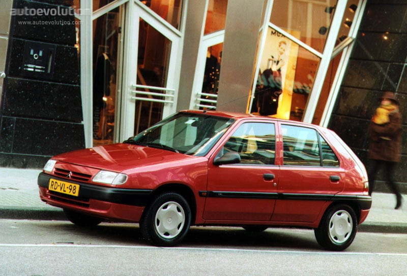 citroen saxo 5 doors specs 1996 1997 1998 autoevolution. Black Bedroom Furniture Sets. Home Design Ideas