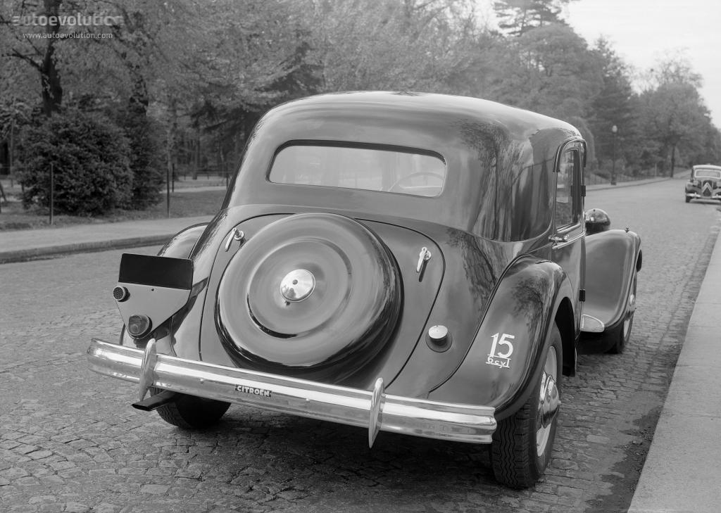 citroen traction 15 g saloon specs 1938 1939 1940. Black Bedroom Furniture Sets. Home Design Ideas