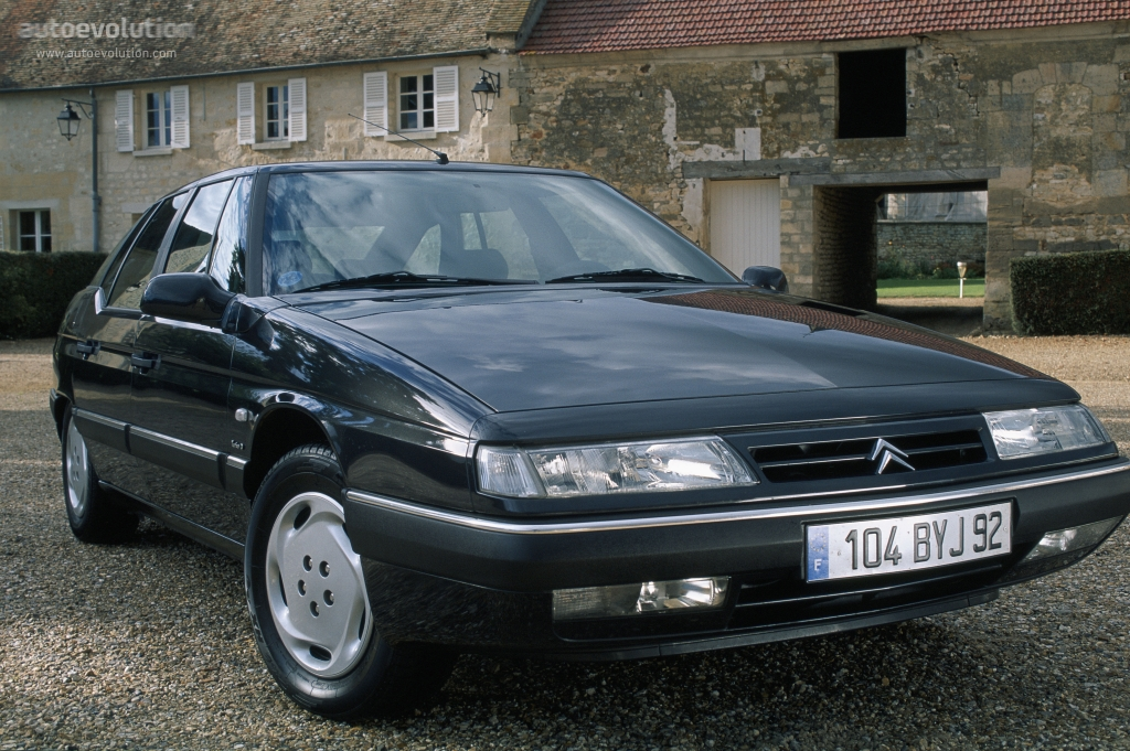 Citroen Xm 1997 1998 1999 2000 Autoevolution