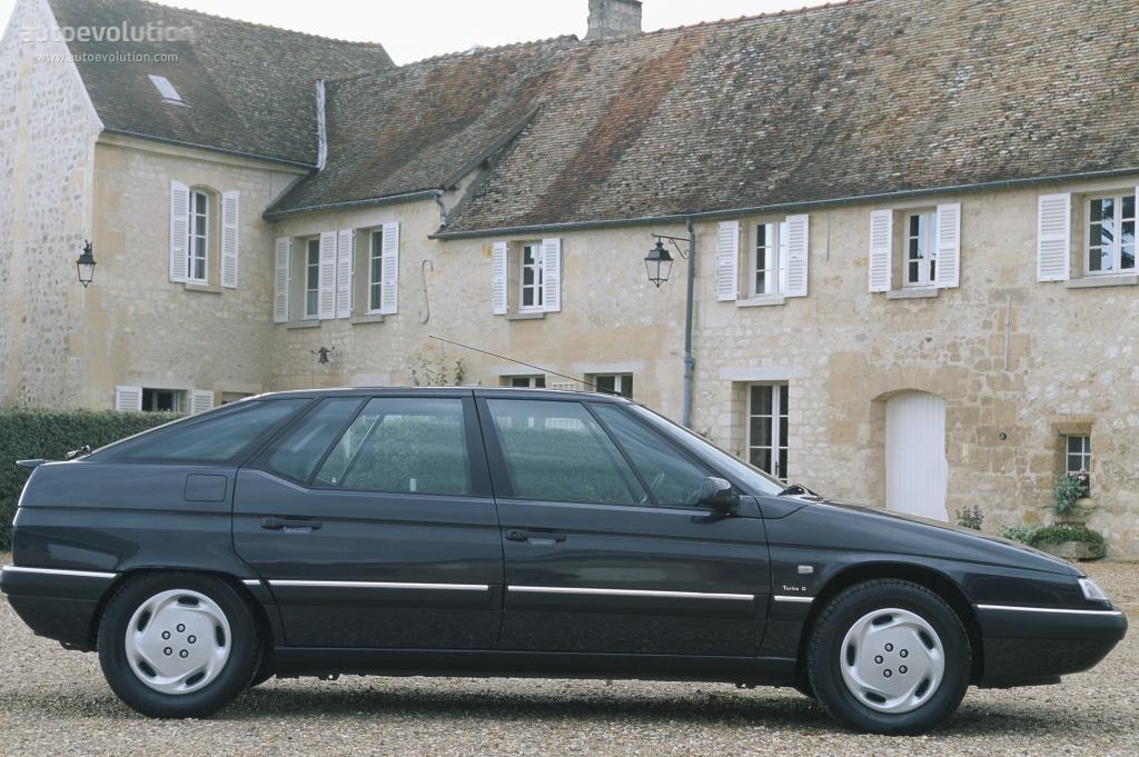 Citroen Xm 1997 1998 1999 2000 Autoevolution