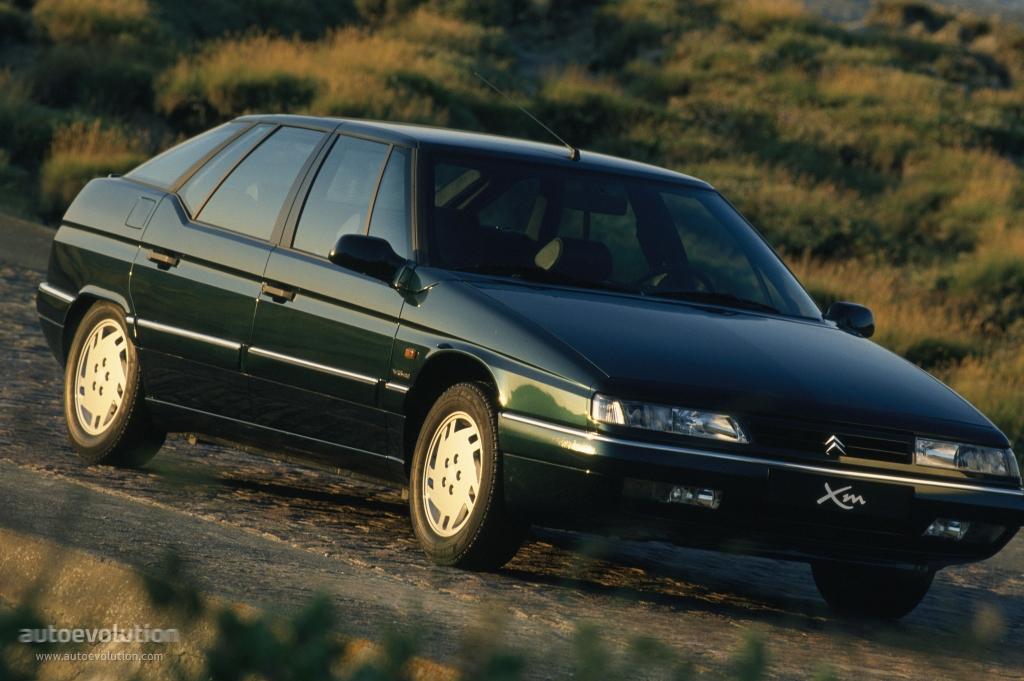 Citroen Xm 1994 1995 1996 1997 Autoevolution