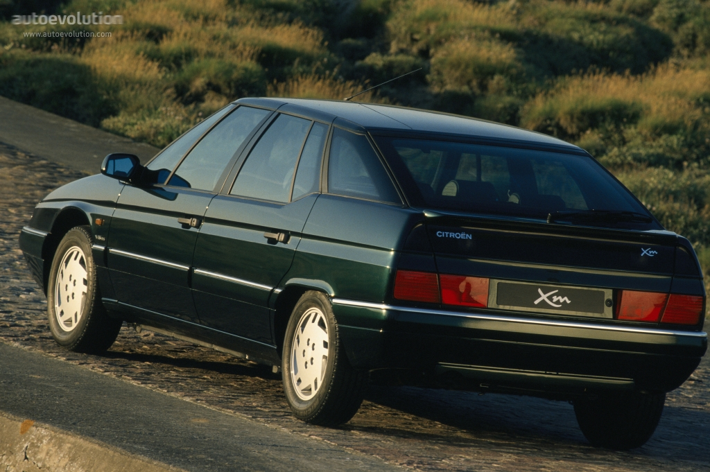 Citroen Xm 1994 1995 1996 1997 Autoevolution