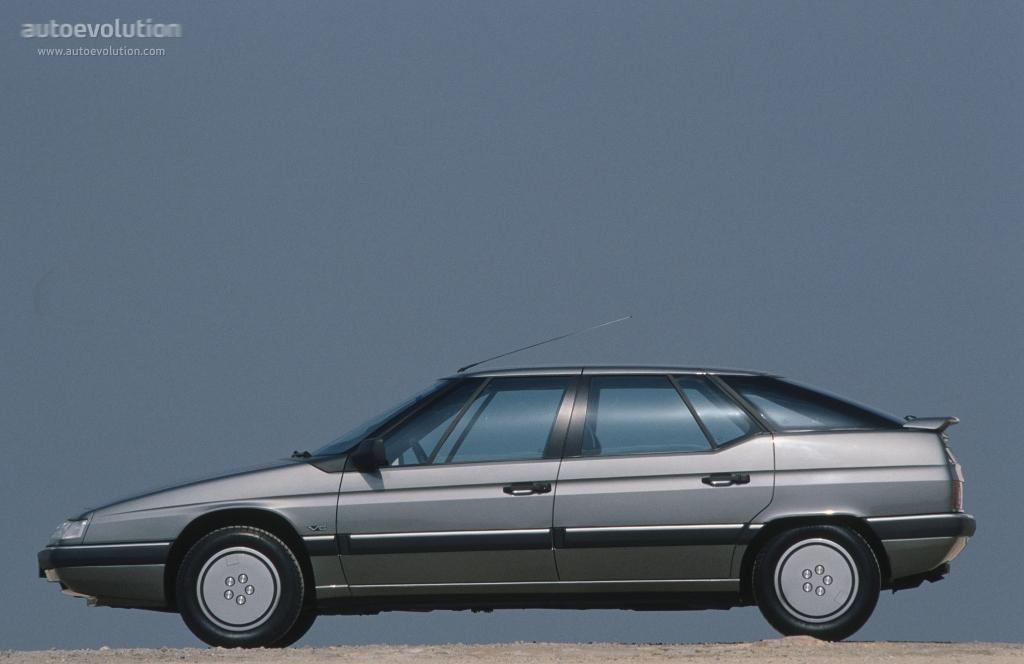 citroen xm 1989 1990 1991 1992 1993 1994 autoevolution