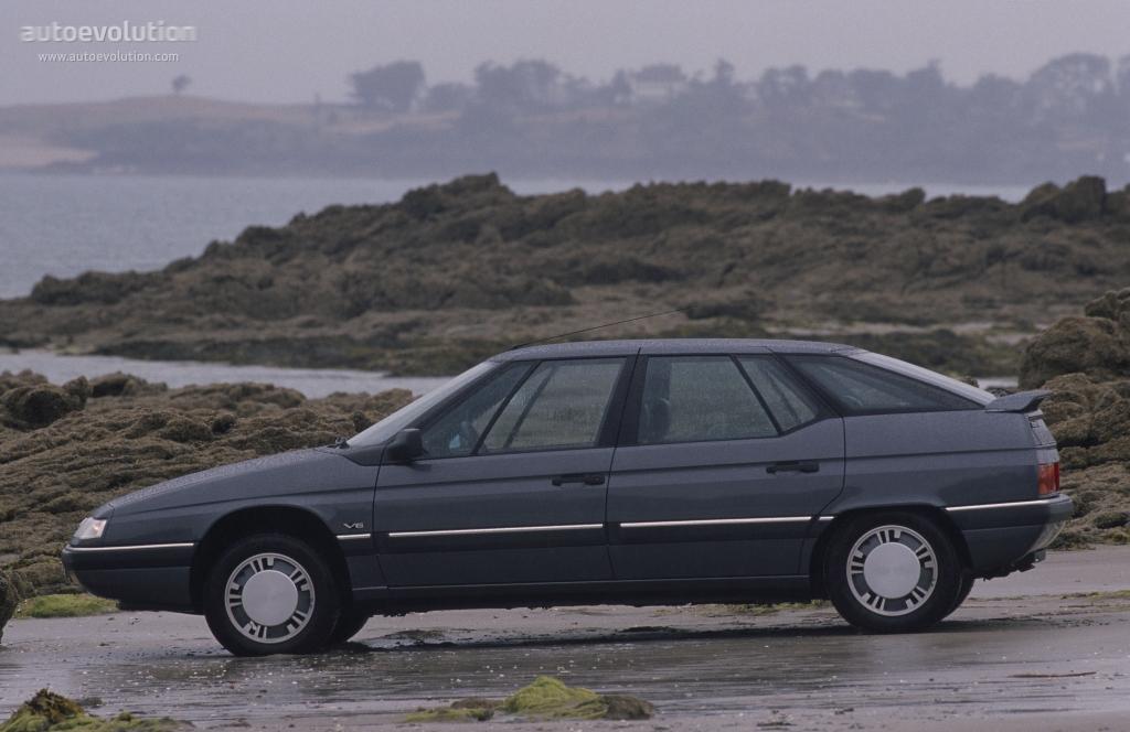 Citroen Xm 1989 1990 1991 1992 1993 1994