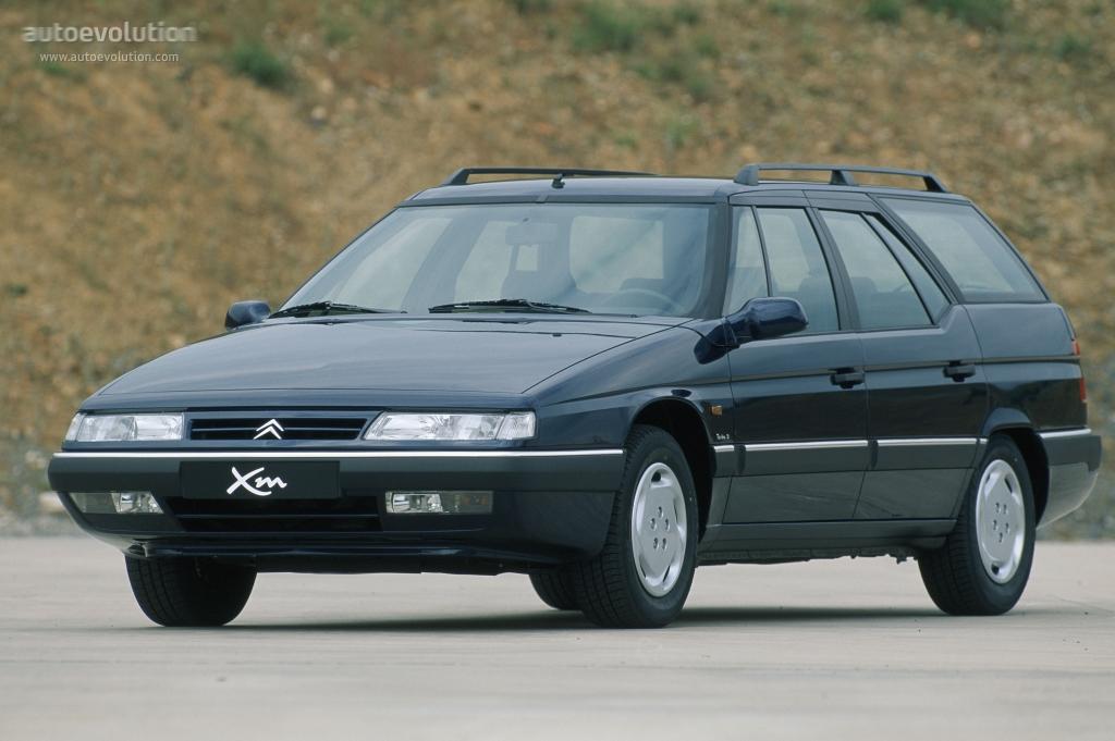 Citroen Xm Break 1997 1998 1999 2000 Autoevolution