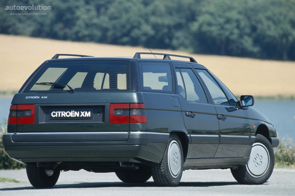 CITROEN XM Break  1994, 1995, 1996, 1997  autoevolution