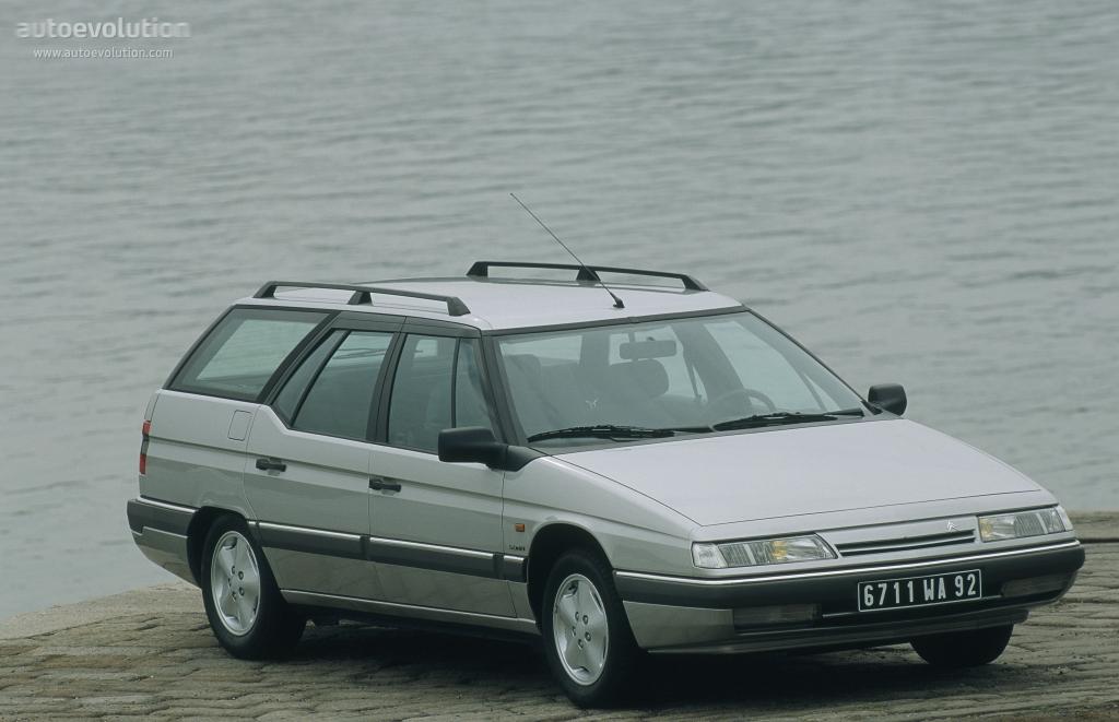 CITROEN XM Break - 1992, 1993, 1994 - autoevolution