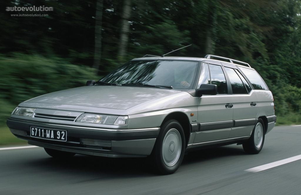 Citroen Xm Break Specs 1992 1993 1994 Autoevolution