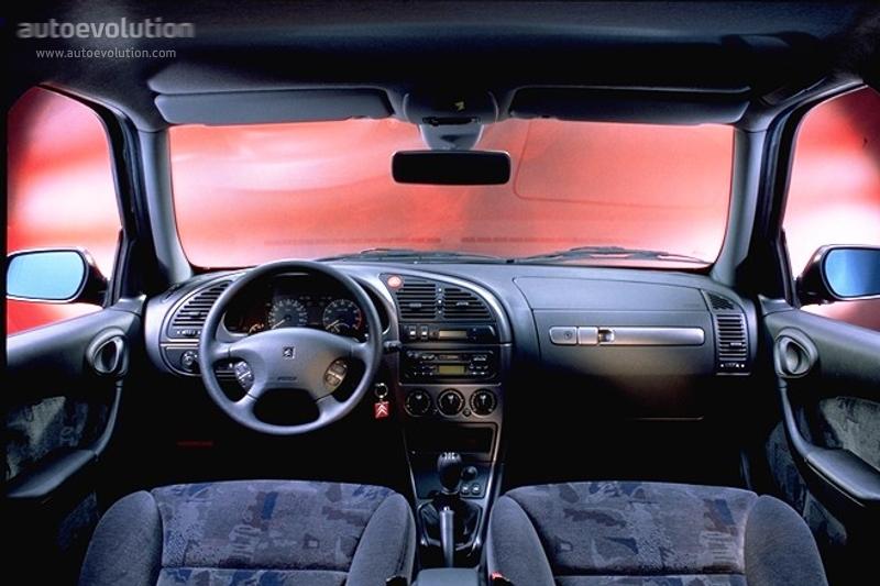 Citroen Xsara Specs Amp Photos 1997 1998 1999 2000