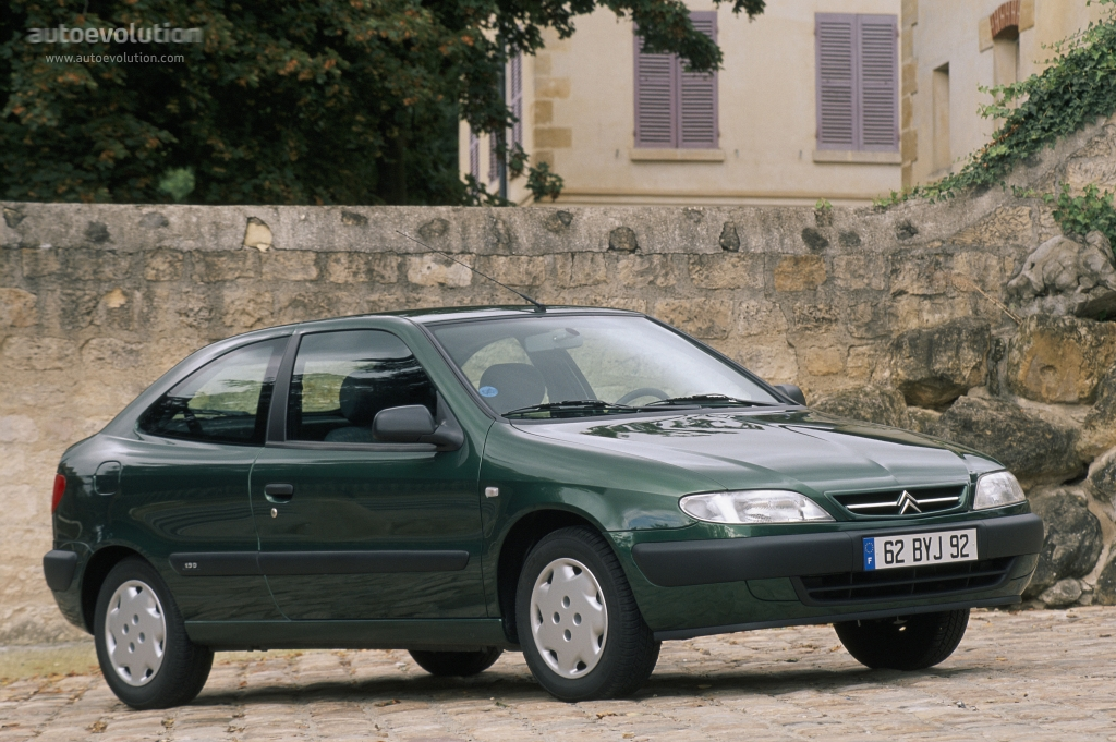 citroen xsara coupe specs 1998 1999 2000 autoevolution. Black Bedroom Furniture Sets. Home Design Ideas