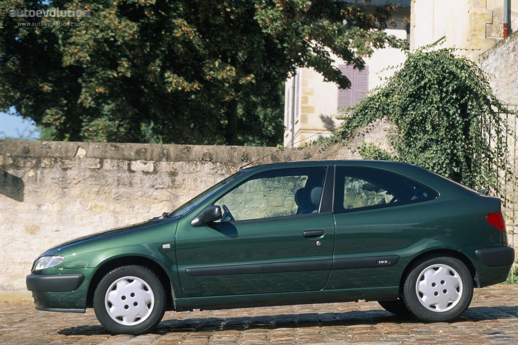 CITROEN Xsara Coupe - 1998, 1999, 2000 - autoevolution