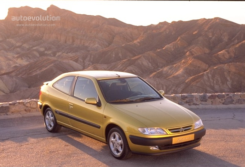 Citroen Xsara Coupe Vts Specs Amp Photos 1998 1999 2000
