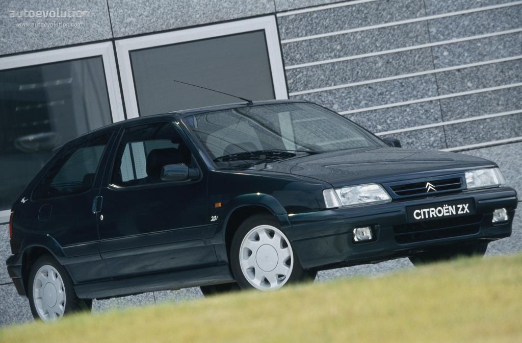 Citroen Zx 3 Doors 1994 1995 1996 Autoevolution