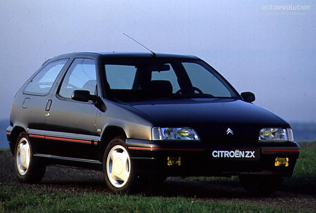 citroen zx 3 doors specs 1992 1993 1994 autoevolution. Black Bedroom Furniture Sets. Home Design Ideas