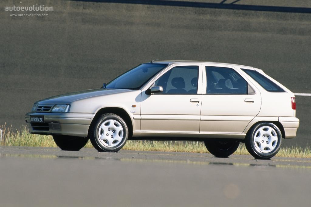 citroen zx 5 doors specs 1996 1997 autoevolution rh autoevolution com Citroen DS5 Citroen Xantia