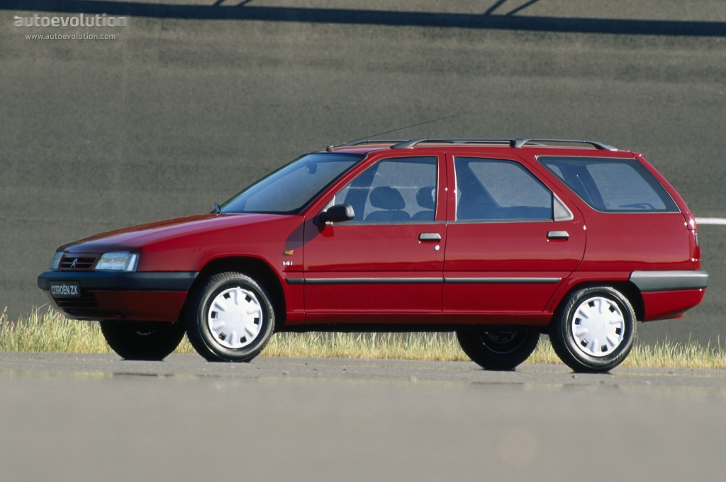 Citroen Zx Break 1996 1997 1998 Autoevolution
