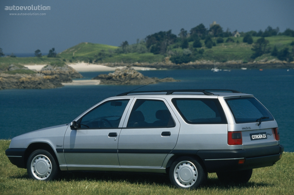 Citroen Zx Break 1994 1995 1996 Autoevolution