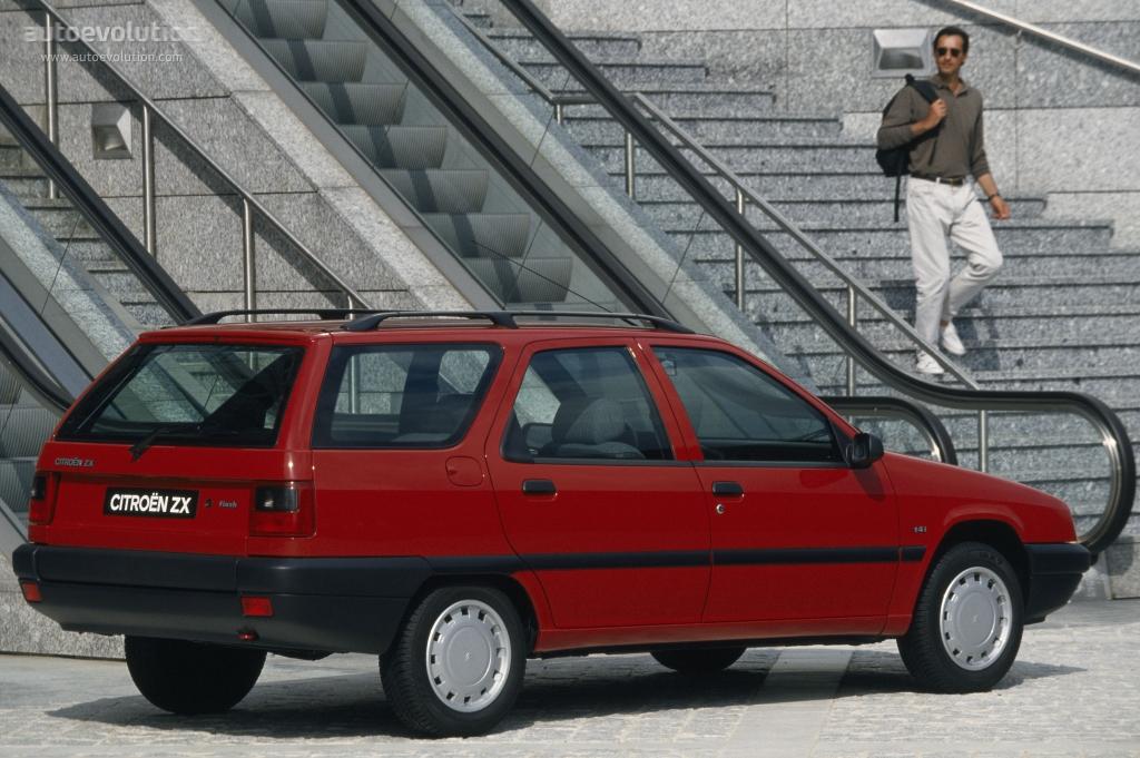 citroen zx break specs   1994 1995 1996   autoevolution